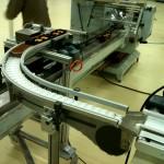 Transfert de produits industriel